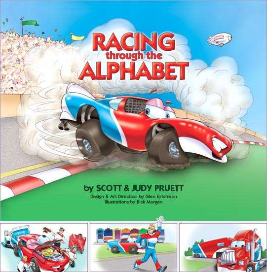 Racing Through the Alphabet